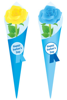 Father's Day Bouquet of Roses