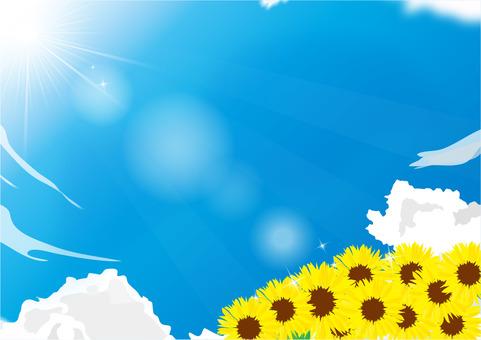 Summer sky B