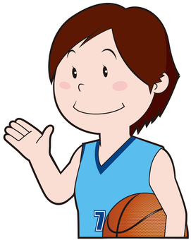 Basketball player (female)