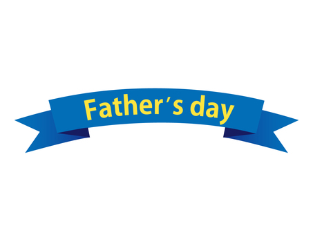 Father's Day Logo English