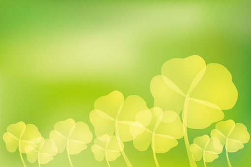 Four Leaf Clover 01
