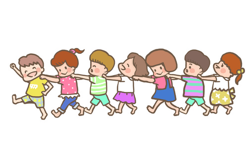 Children who train