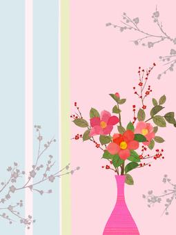 Camellia and Ume tu