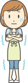 Apron youth Bob-162-whole body