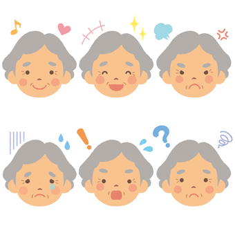 Grandma Illustration