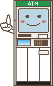 ATM character 1