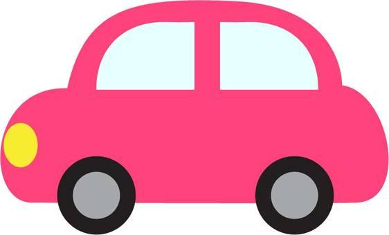 Car _ Pink