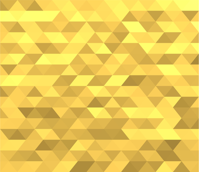 Golden polygon texture