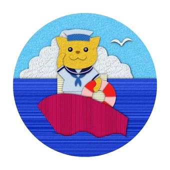 Sailor Cat Voyage