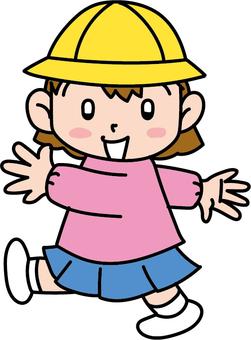 보육원 · 유치원 소녀