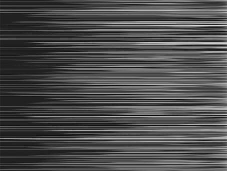 Black speed line
