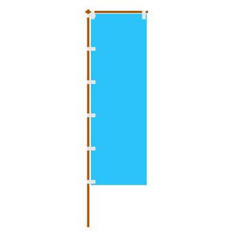 Blue climbing