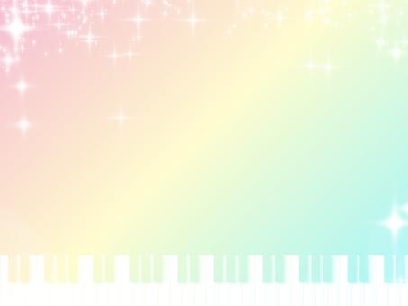 Piano Wallpaper