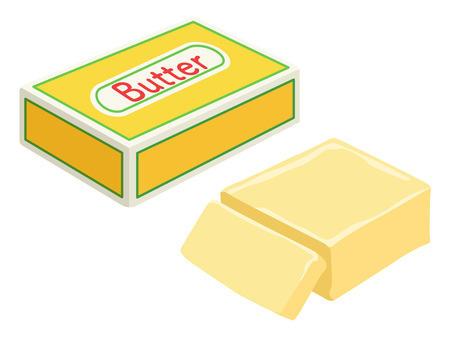 Processed food _ Dairy products _ Butter _ No line