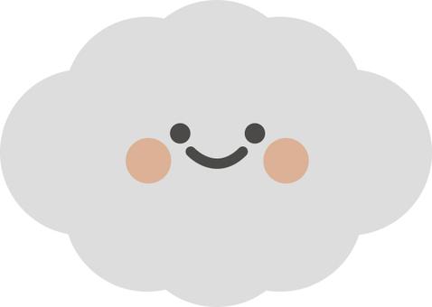 날씨 / 흐림 / 구름