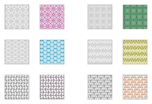 Swatch Pattern Series 1