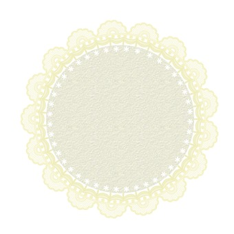 Round lace