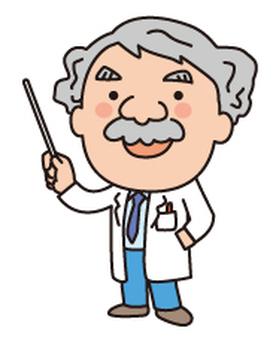 醫生/科學家/醫生1