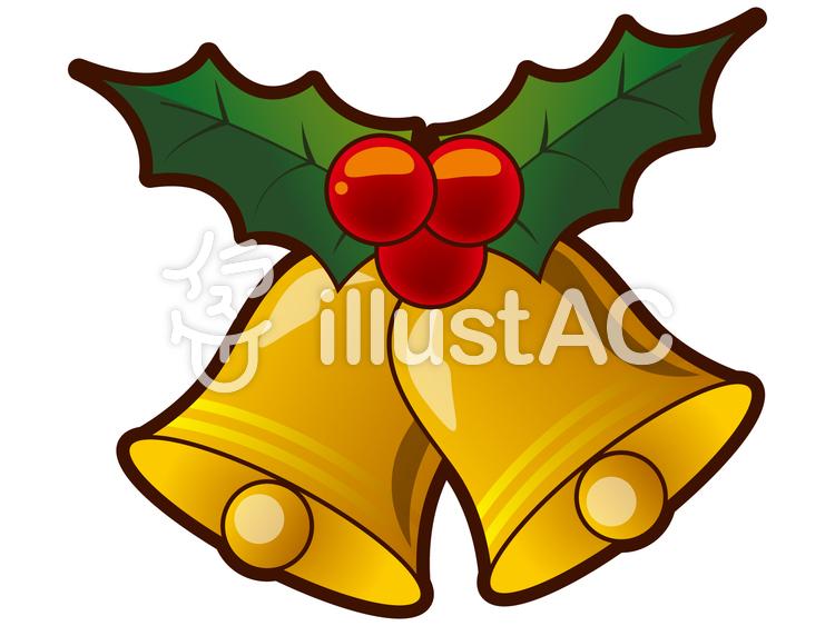 クリスマス ベルイラスト No 282826無料イラストならイラストac