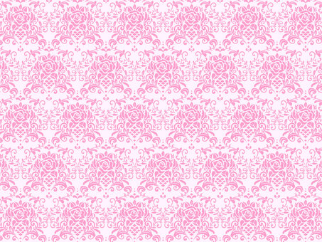 Roses damasks pink