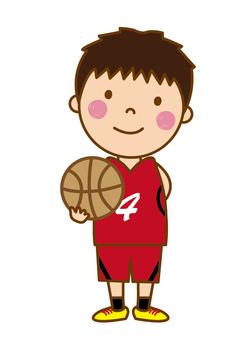 バスケットボール_キッズ