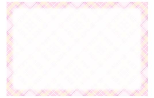 Check frame - light pink