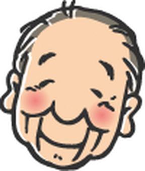 Grandpa / face