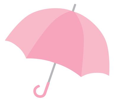 Umbrella 01 pink