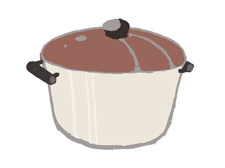 Pan (with lid)