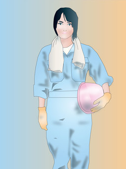 Working lady 13