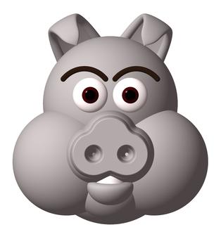 돼지 돼지 _ 재