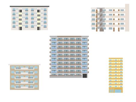 Townscape set ②