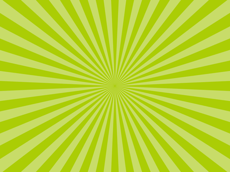 Yellow green line