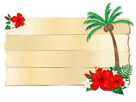 Tropical board