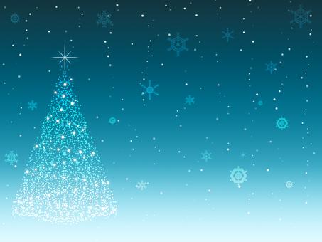 Christmas (blue)