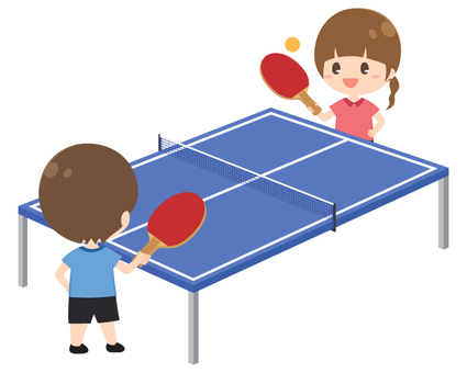 Table Tennis _ game