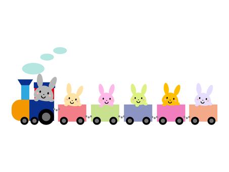 Train Usagi