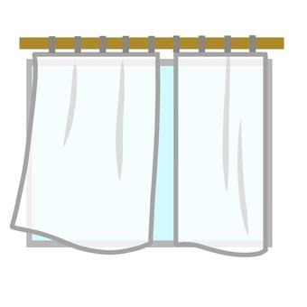 Curtain ①