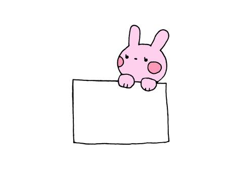 Usagi and paper 1 2