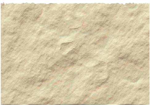 Wrinkled paper - beige