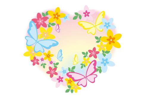 Butterfly heart 2