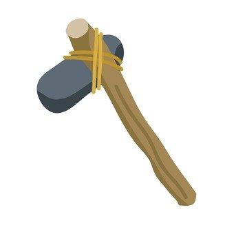 Stone ax