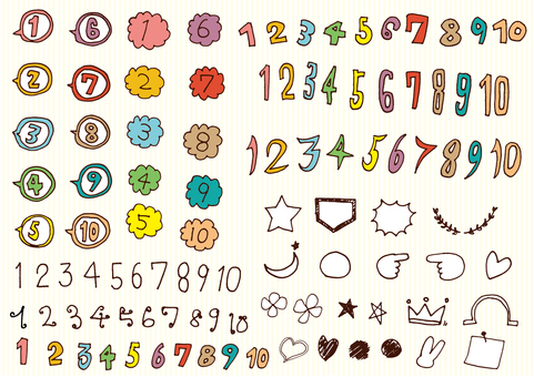 Handwritten digit _ 3