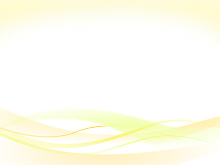 Wave and curve background material Yellow yellow series ver 2