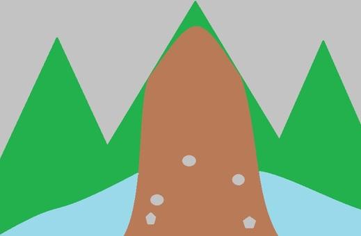 Landslide wqas title