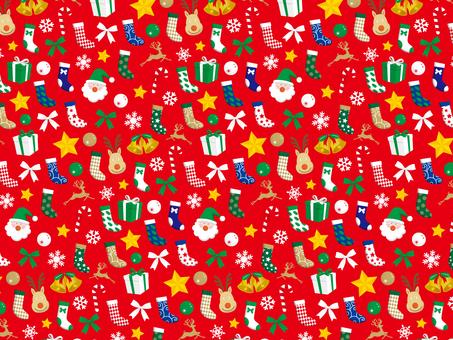 Christmas pattern -2