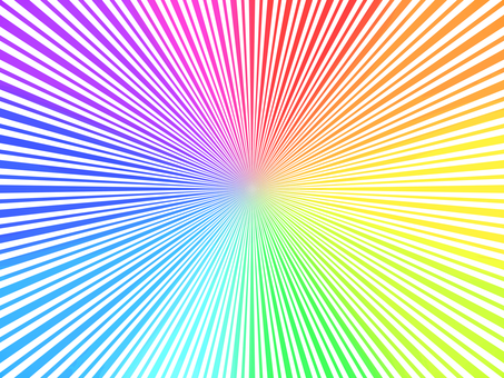 Wallpaper Rainbow 1