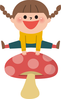 Mushroom Jump Box