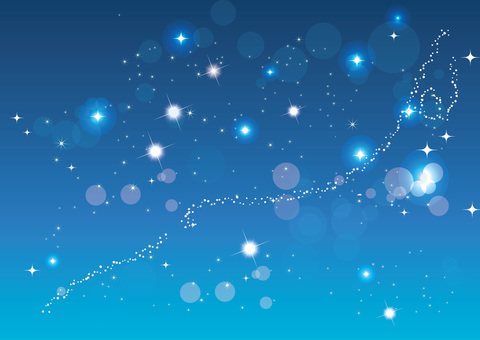 Starry sky background 01