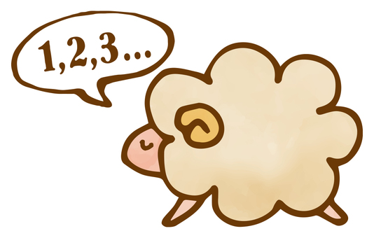 Sleepless sheep